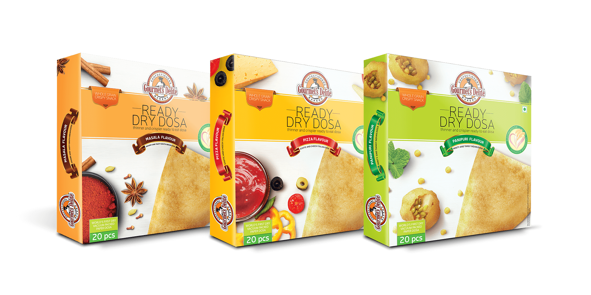 Indian Food Packaging Design